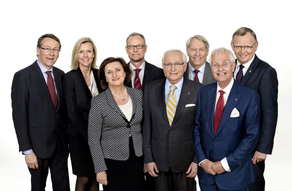 Stena Stiftelsen, Styrelse 2014L