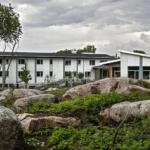 Pressbild Stenhuset på Ågrenska Stiftelsen.Bild: (Bilduppdraget)